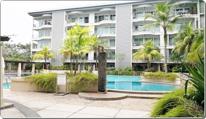 Langkawi Laguna apartment for sale