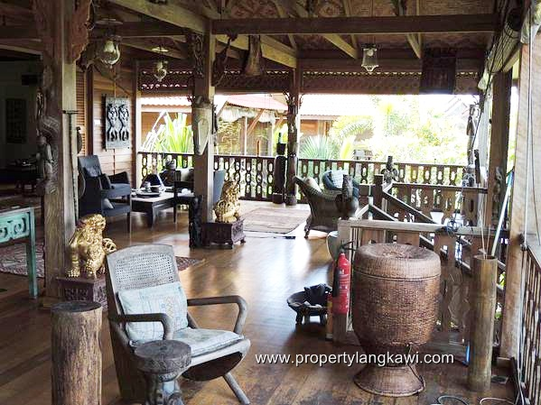 langkawi bungalow house for sale